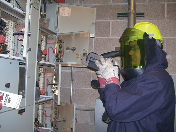 High Voltage Ppe : Nfpa e arc flash study report electrical safety