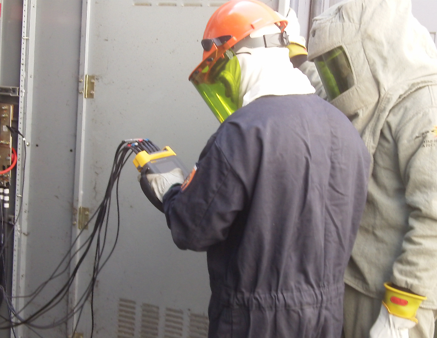 Electrical Safety Gear : Arc flash ppe personal protective equipment safety